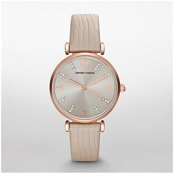 【国内正規品】 EMPORIO ARMANI エンポリオ・アルマーニ 腕時計 ウォッチ レディース GIANNI T-BAR/ジャンニ Tバー AR1681