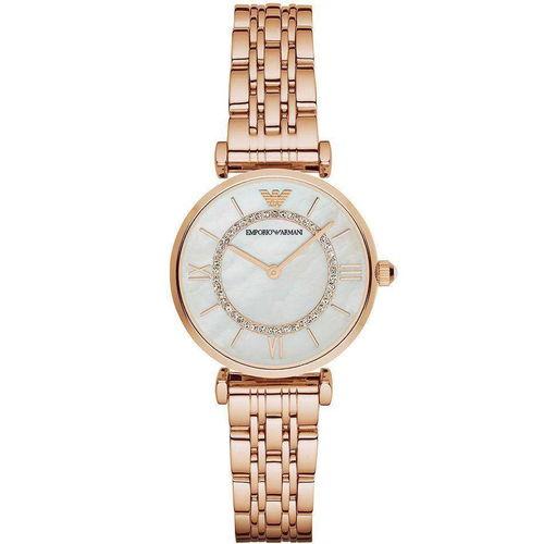 【国内正規品】 EMPORIO ARMANI エンポリオ・アルマーニ 腕時計 ウォッチ レディース GIANNI AR1909