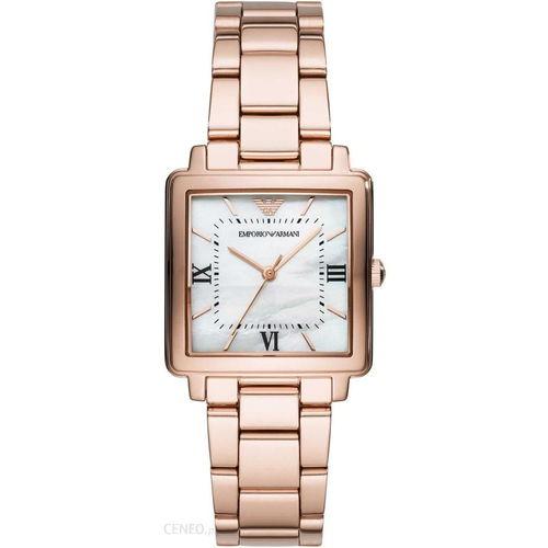 【国内正規品】EMPORIO ARMANI エンポリオ・アルマーニ 腕時計 ウォッチ レディース MODERN SQUARE モダンスクエア AR11177