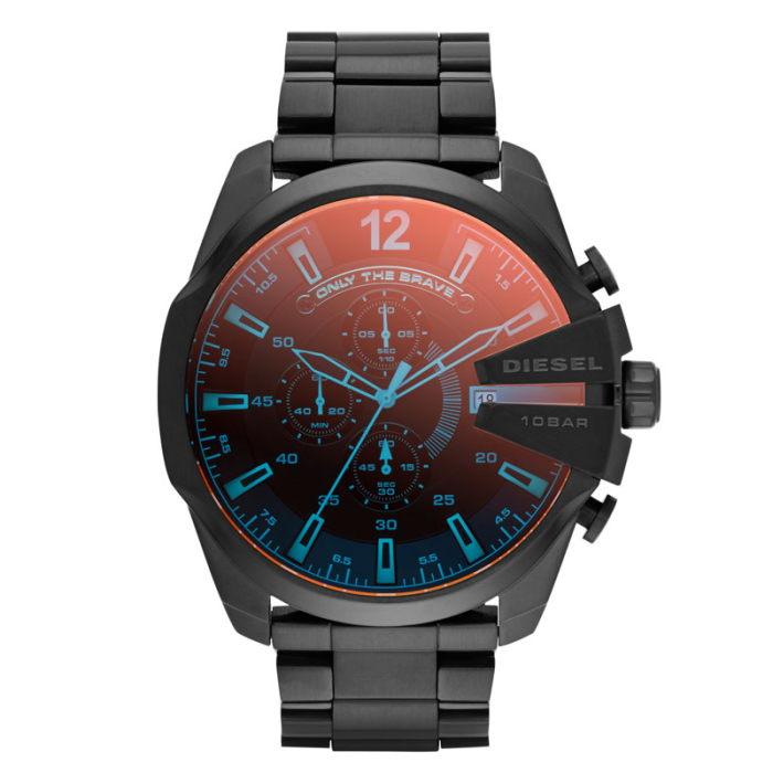 【国内正規品】 DIESEL ディーゼル 腕時計 ウォッチ メンズ MEGA CHIEF DZ4318