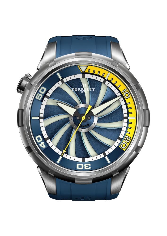 【国内正規品】 PERRELET ペルレ 自動巻 腕時計 ウォッチ  Turbine DIVER A1066/3
