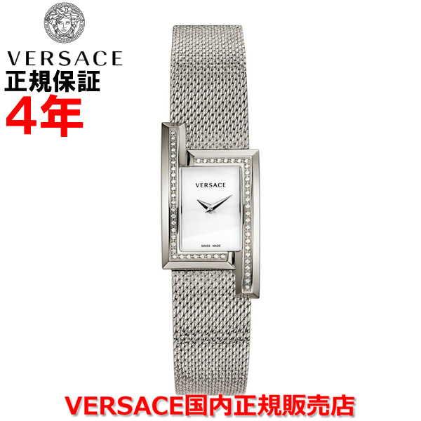 【国内正規品】※国内正規品のみオーナー登録して頂く事により4年保証となります。 VERSACE ヴェルサーチェ レディース 腕時計 ウォッチ グレカアイコン GRECA ICON VELU00719