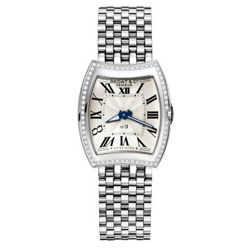 【国内正規品】BEDAT&Co ベダ&カンパニー 腕時計 ウォッチ レディース  No3 Collection B316.021.100