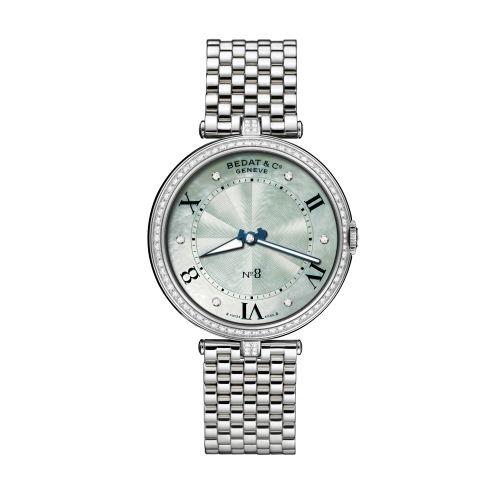 【国内正規品】BEDAT&Co ベダ&カンパニー 腕時計 ウォッチ レディース No8 CollectionB823.041.909