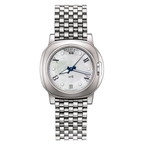 【国内正規品】BEDAT&Co ベダ&カンパニー 腕時計 ウォッチ レディース No8 CollectionB838.011.909