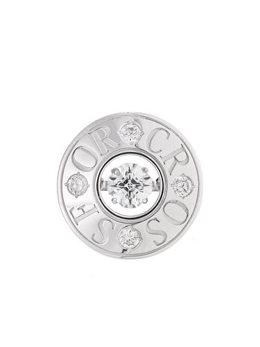 クロスフォーニューヨーク- Dancing Stoneシリーズ(NY-T009) シルバー・タイニーピン Crossfor logo 7
