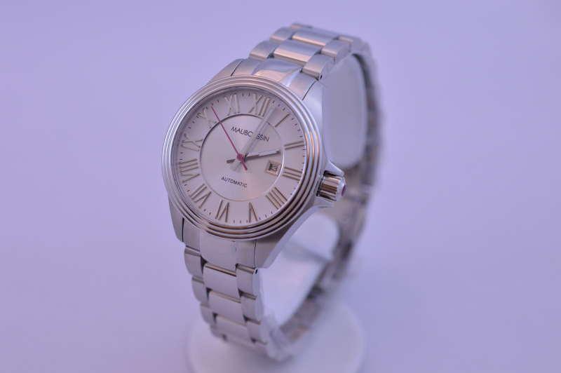 【国内正規品】2年保証MAUBOUSSIN モーブッサン レディース 腕時計 ウォッチ ルール・ド・パ 9176601-590