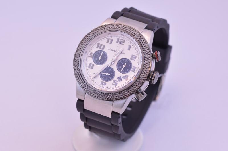 【国内正規品】2年保証MAUBOUSSIN モーブッサン メンズ レディース 腕時計 ウォッチ First Day Watch/ファーストデイウォッチ 9192300-557C