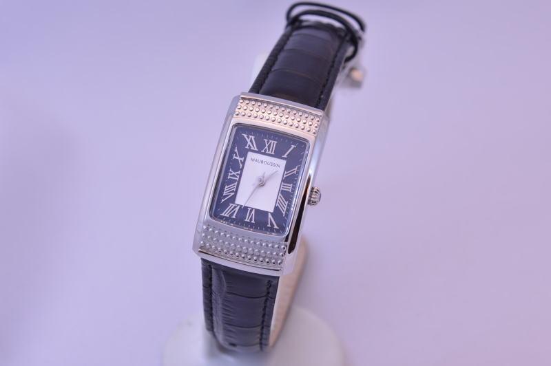 【国内正規品】2年保証MAUBOUSSIN モーブッサン レディース 腕時計 ウォッチ Femme Vitale Premier Jour/ファムヴィターレプルミエジュール 9182101-790