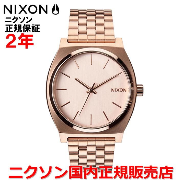 e7f47ee23d 【国内正規品】NIXON ニクソン 腕時計 メンズ レディース Time Teller 37mm/タイムテラー NA045897-00