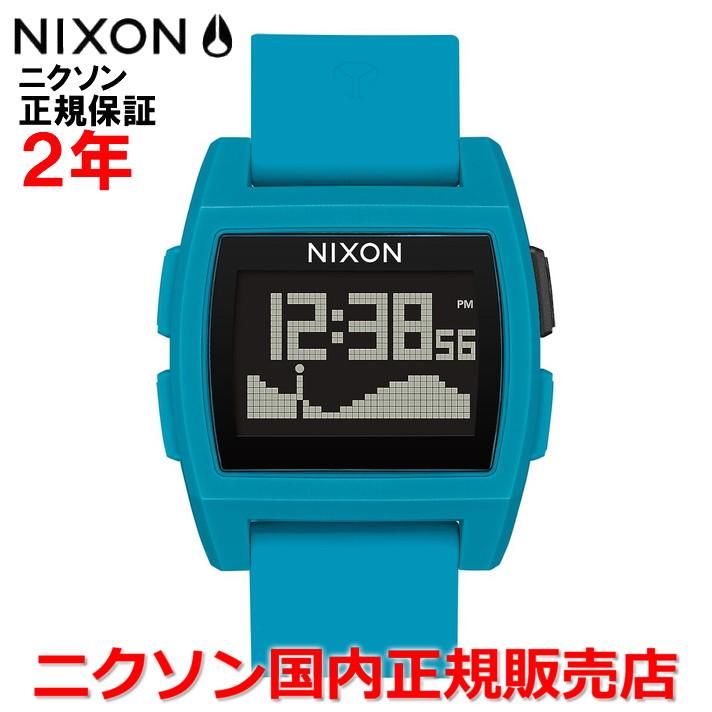 【国内正規品】NIXON ニクソン 腕時計 ウォッチ メンズ レディース Base Tide ベースタイド NA11042556-00