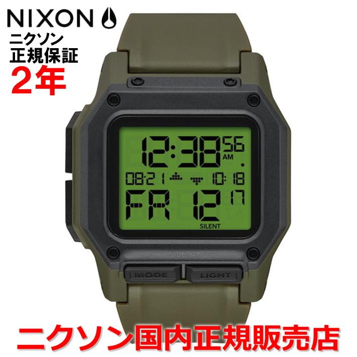 【国内正規品】NIXON ニクソン 腕時計 ウォッチ メンズ REGULUS レグルス NA11803100-00