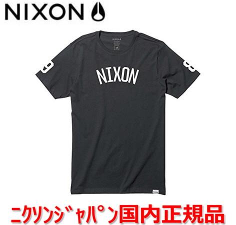 【国内正規品】NIXON ニクソン Tシャツ メンズ レディース DECKER デッカー サイズS/M NS2525000