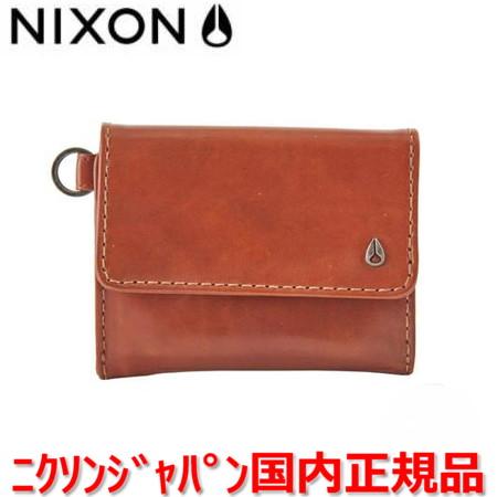【日本限定モデル】【国内正規品】NIXON ニクソン Wallet/ウォレット 三つ折り財布 メンズ レディース BANDIDO バンディード NC2923747-00