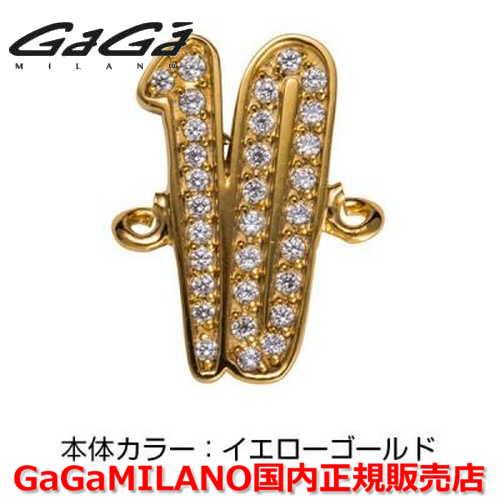 【国内正規品】GaGa MILANO ガガミラノ Men's Ladies/メンズ レディース HBブレス/紐ブレスレット HB-10 番号
