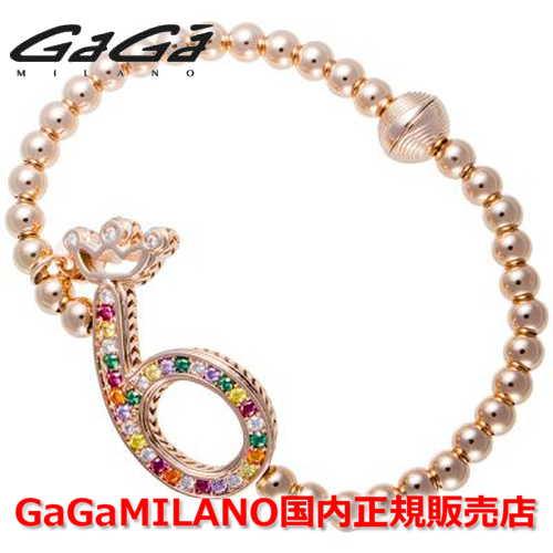 【国内正規品】GaGa MILANO ガガミラノ Men's Ladies/メンズ レディース GB Bracelet/GBブレス GB-06-PG-MLT 番号