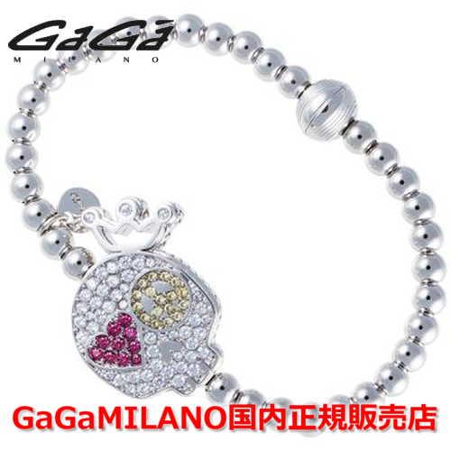 【国内正規品】GaGa MILANO ガガミラノ Men's Ladies/メンズ レディース GB Bracelet/GBブレス GB-SMILE-WG-MLT/スマイル マルチカラー