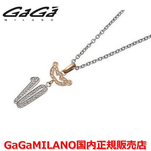 【国内正規品】GaGa MILANO ガガミラノ Men's/メンズ DIAMOND NUMBER NECKLACE/ダイヤモンドナンバーネックレス JMN-10 ナンバー/クラウンダイヤ 番号