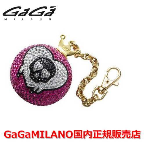 【国内正規品】GaGa MILANO/ガガミラノ Men's Ladies/メンズ レディース GB077-1b-55mm SKULL GaGa BALL/スカルガガボール