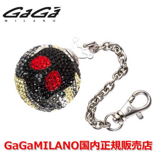【国内正規品】GaGa MILANO/ガガミラノ Men's Ladies/メンズ レディース GB-087a 35mm SKULL GaGa BALL/スカルガガボール