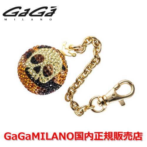 【国内正規品】GaGa MILANO/ガガミラノ Men's Ladies/メンズ レディース GB-089a 45mm SKULL GaGa BALL/スカルガガボール