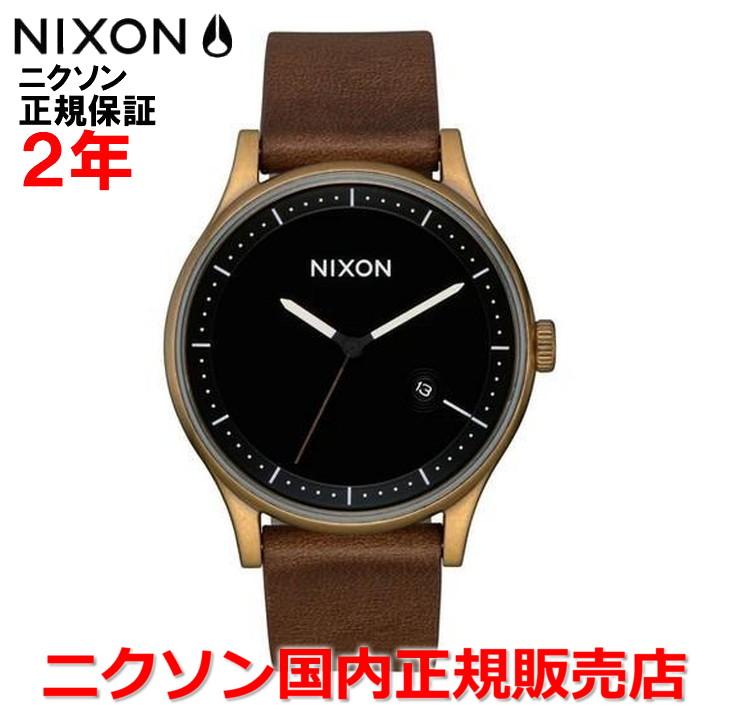 多様な 【国内正規品】NIXON ニクソン 腕時計 ウォッチ メンズ Station Leather ステーションレザー41mm A11613053-00, 三条工業 10ef1867