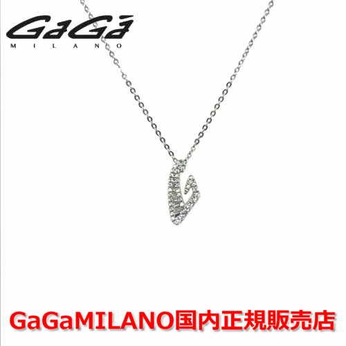 【新作】【国内正規品】GaGa MILANO/ガガミラノ Men's Ladies/メンズ レディース INITIAL G NECKLACE/イニシャル