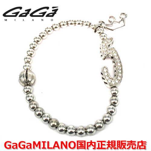 【国内正規品】【雑誌HEROS 2016年11月号掲載モデル】GaGa MILANO ガガミラノ Men's Ladies/メンズ レディース GB Bracelet/GBブレス GB-5 番号