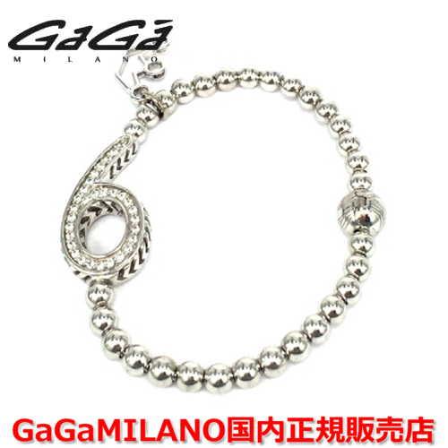 【国内正規品】【雑誌HEROS 2016年11月号掲載モデル】GaGa MILANO ガガミラノ Men's Ladies/メンズ レディース GB Bracelet/GBブレス GB-6 番号