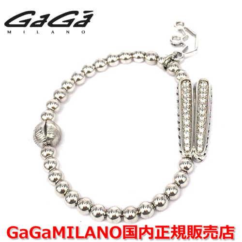 【国内正規品】【雑誌HEROS 2016年11月号掲載モデル】GaGa MILANO ガガミラノ Men's Ladies/メンズ レディース GB Bracelet/GBブレス GB-11 番号