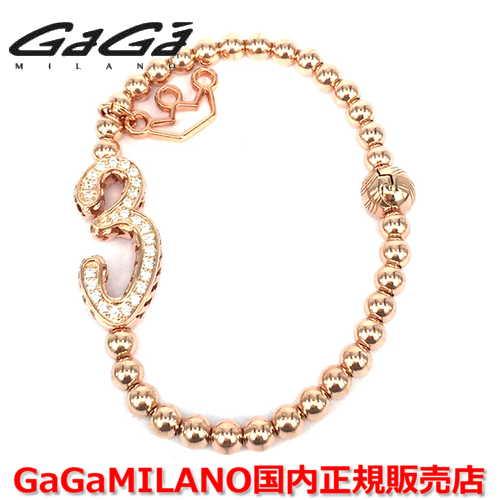 【国内正規品】【雑誌HEROS 2016年11月号掲載モデル】GaGa MILANO ガガミラノ Men's Ladies/メンズ レディース GB Bracelet/GBブレス GB-3 番号