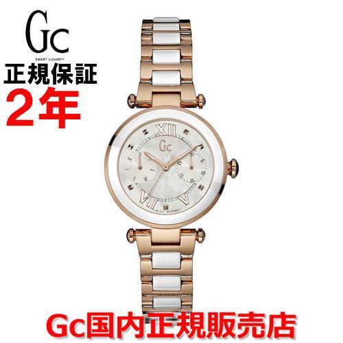 【国内正規品】Gc/ジーシー GUESS ゲスコレクション レディース 腕時計 ウォッチ Y06004L1 LadyChic/レディーシック