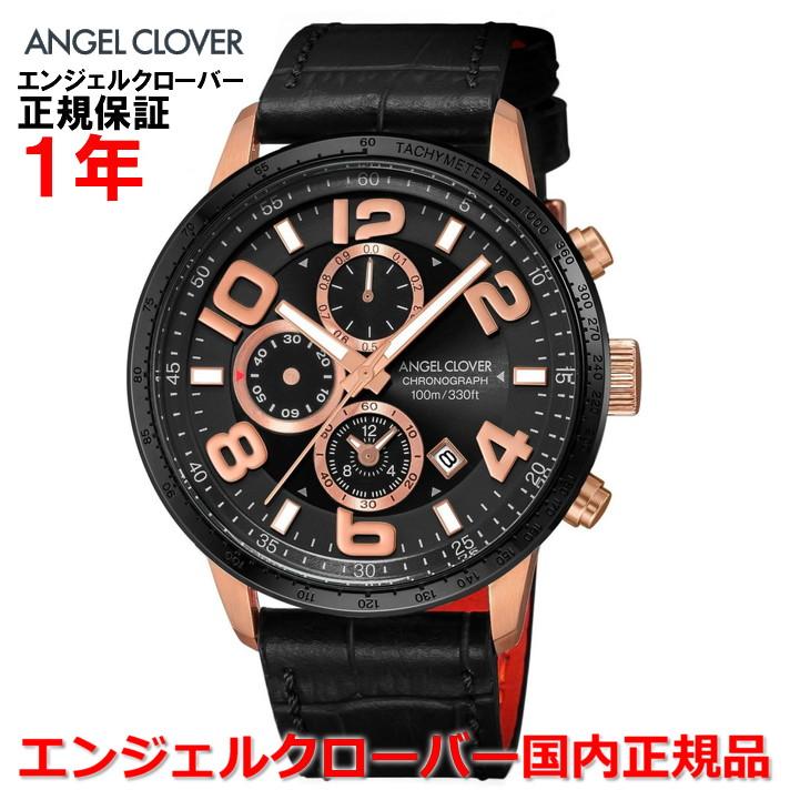 【国内正規品】ANGEL CLOVER エンジェルクローバー 腕時計 ウォッチ メンズ ルーチェ LUCE LU44PBK-BL