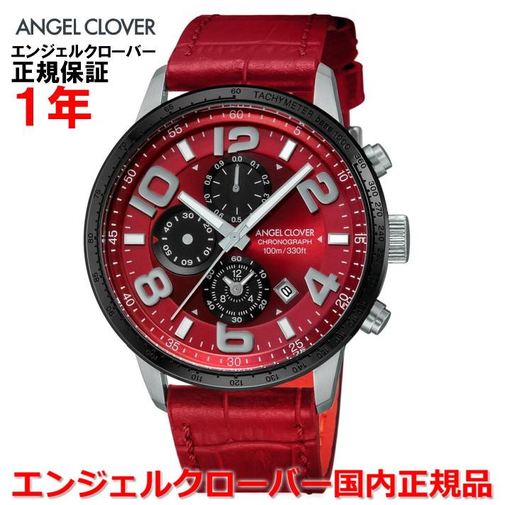 【国内正規品】ANGEL CLOVER エンジェルクローバー 腕時計 ウォッチ メンズ ルーチェ LUCE LU44SRE-RE