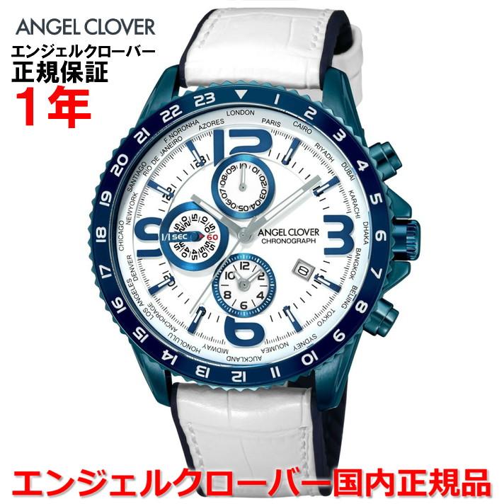 【国内正規品】ANGEL CLOVER エンジェルクローバー 腕時計 ウォッチ メンズ モンド MONDO MO44BNV-WH