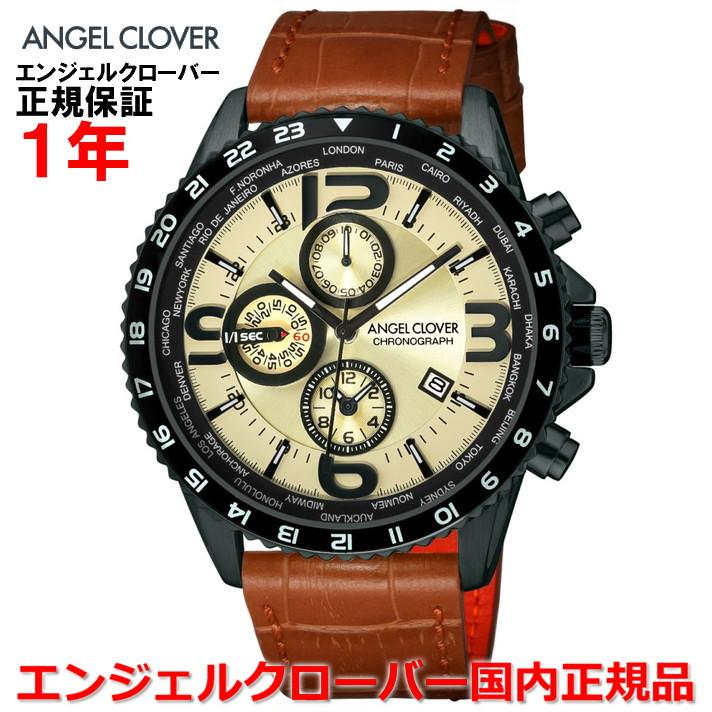 【国内正規品】ANGEL CLOVER エンジェルクローバー 腕時計 ウォッチ メンズ モンド MONDO MO44BSB-LB