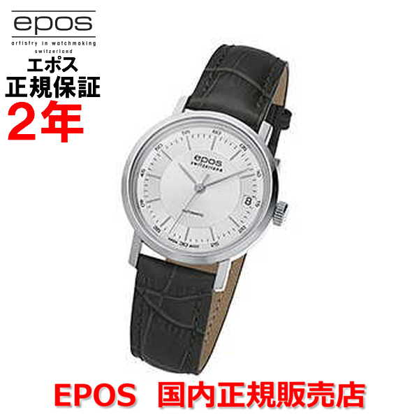国内正規品 EPOS エポス レディース 腕時計 自動巻 ORIGINALE DATE ELLEGANT オリジナーレ デイト エレガント 4387SL