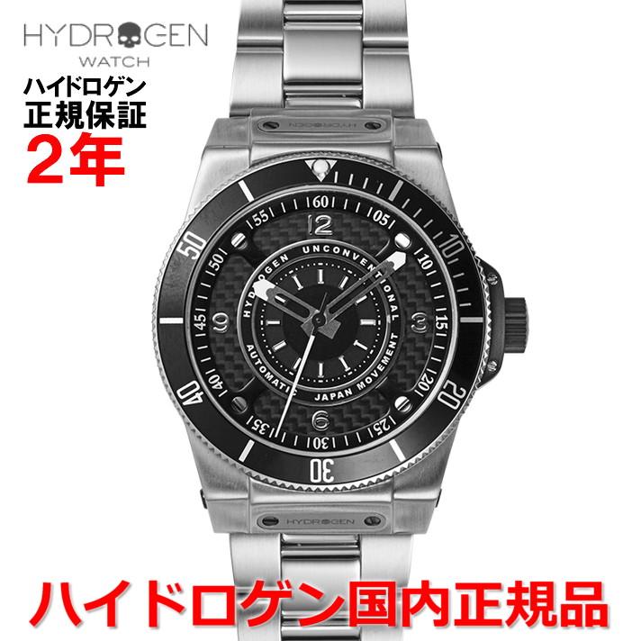 【国内正規品】HYDROGEN ハイドロゲン メンズ 腕時計 ウォッチ 自動巻き SPORTIVO スポルティボ HW324204