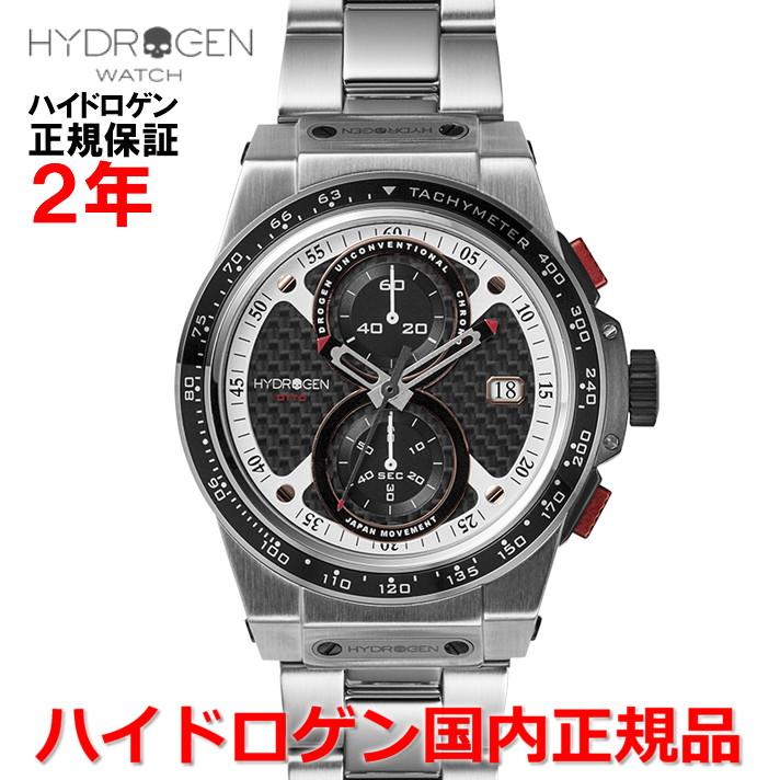 【国内正規品】HYDROGEN ハイドロゲン メンズ 腕時計 ウォッチ クオーツ OTTO CHRONO オットー クロノ HW514403