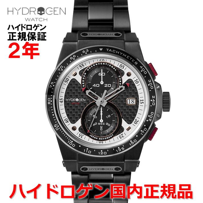 【国内正規品】HYDROGEN ハイドロゲン メンズ 腕時計 ウォッチ クオーツ OTTO CHRONO オットー クロノ HW514405