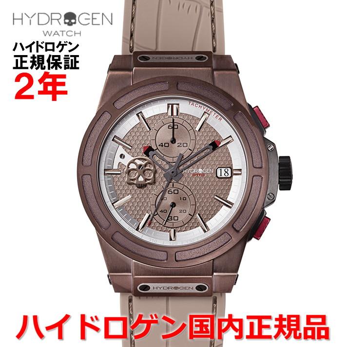 【国内正規品】HYDROGEN ハイドロゲン メンズ 腕時計 ウォッチ クオーツ OTTO CHRONO SKULL オットー クロノ スカル HW514413