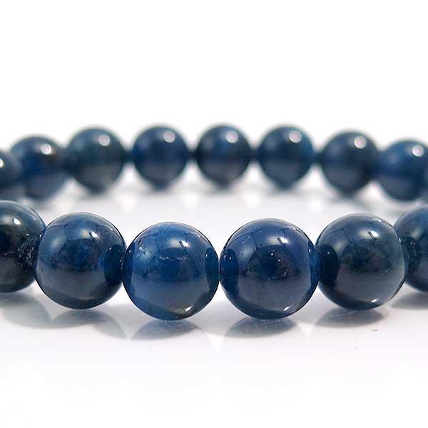 ブルーアパタイト ブレスレット 天然石 パワーストーン ブレスレット 燐灰石 アパタイト 10mm あす楽