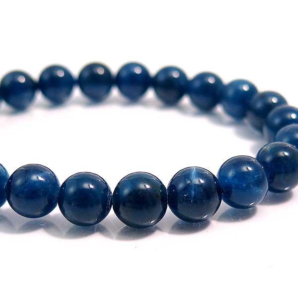 ブルーアパタイト ブレスレット 天然石 パワーストーン ブレスレット 燐灰石 アパタイト 8mm あす楽
