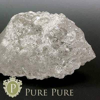 ブラジル産 水晶ポイント 雪化粧 置物 天然石 パワーストーン 浄化 天然石 パワーストーン 置物 お守り インテリア クリスタル 水晶 あす楽