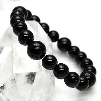 スーパーSALE20%OFFモリオン黒水晶 ブレスレット 天然石 パワーストーン ブレスレット モリオン 黒水晶 メンズ ブレス 開運 厄除け