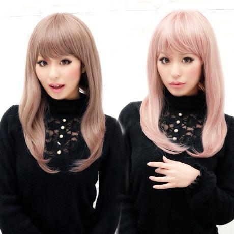 Wigs Extensions AQUADOLL | Venus Medium Straight Wig [wg009]