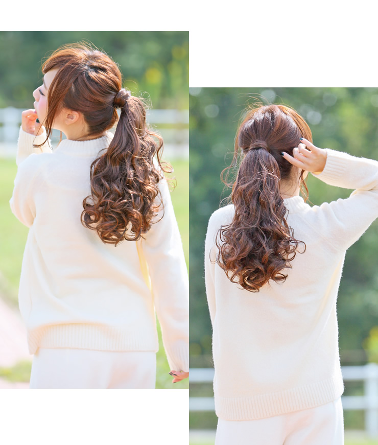 Wig extension resisting extensions wig wig wig long wedding sale AQUADOLL SALE アクアドール