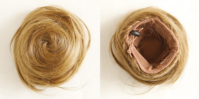 All nine colors of dumpling wig 2[wgt005] heat resistance dumpling point wig wig wig wig || [宅送] ||