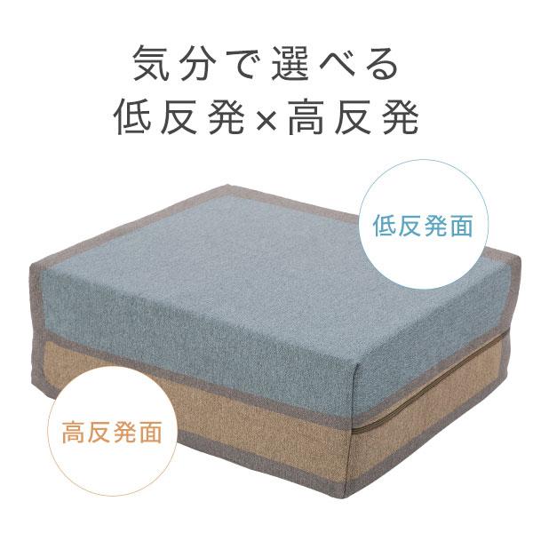 クッション フロアクッション クッションスツール スツール 低反発 高反発 おしゃれ 円形 丸形 長方形 カバー 洗える 特大 座椅子 座布団 幅46cm 幅50cm ふわふわ 一人暮らし 1人暮らし ワンルーム コンパクト ごろ寝 sc4