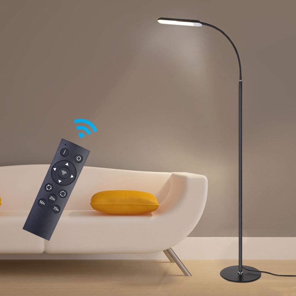 360°空間を優しく照らすスティック型フロアライト 調光 調色 リモコン付 スタンドライト フロアランプ LED 間接照明 電気スタンド 25%OFF ライトスタンド 照明器具 おしゃれ 北欧 15%OFF フロアライト 期間限定お試し価格 フロアスタンド 7段階調光 デスクワーク 自然光 転倒防止設計 勉強 発熱防止設計 360°角度調節 折り畳み式 読書 LVYUAN 12W省エネ 組立式 目に優しい 高品質 3段階色温度調節 高さ調節 軽量設計